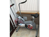 Schwinn AirDyne AD2 wind resistant exercise bike