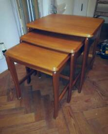 Mid Century Sutcliffe Nest of Tables
