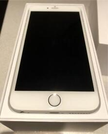 iPhone 6 Plus silver 16Gb unlocked excellent condition