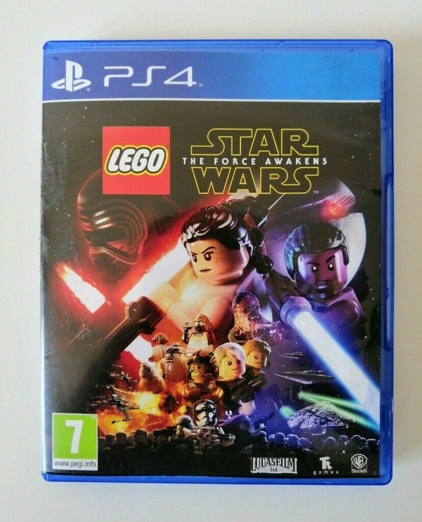 lego star wars the force awakens ps4  in bolton