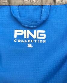 Ping Mens Waterproof coat