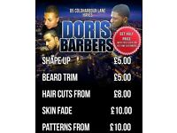 Barbers needed urgently