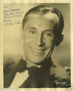 CHIC-SALE-Signed-Photograph-Film-Star-Actor