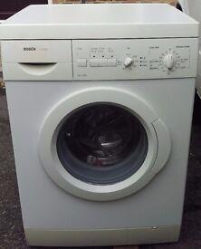BOSH WASHING MACHINE 6KG -IN GOOD WORKING ORDER