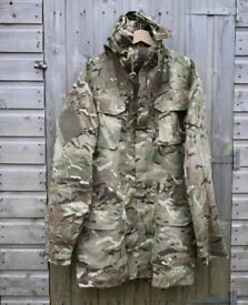 British Army MTP Windproof Smock, (hooded jacket) size 190/96 (supergrade/as new)
