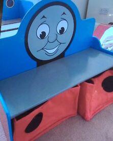 Wooden Thomas Bed - needs repair - £5