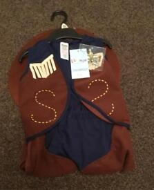 NEW cowboy costume fancy dress outfit Age 5 -6 Years