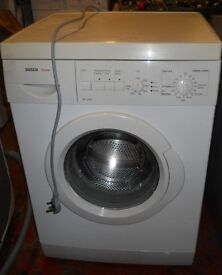 Bosch Maxx WFL2260 1100 spin (Varible) 6kg load, New Bearings Door Seal AA rated Fully serviced £90