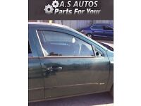 VAUXHALL ASTRA 1.6 (2004) BARE DRIVER (O / S) FRONT DOOR