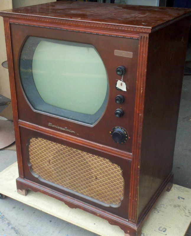 STROMBERG CARLSON VINTAGE MOVIE PROP TELEVISION TV