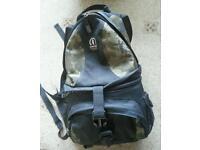 Camouflage SLR Camera Bag, Rucksack