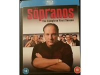 THE SOPRANOS BLU RAY 5disc - COMPLETE FIRST SEASON
