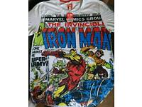 Marvel T-shirt New With Tags