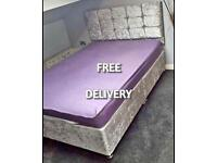 FREE EXPRESS DELIVERY! Brand new UK MANUFACTURED BEDS with FREE HEADBOARD and DELIVERY