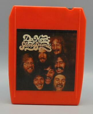 Dr. Hook and The Medicine Show Sloppy Seconds Album 8-Track Stereo Tape