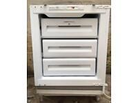 Integrated freezer, Hotpoint