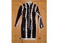 PVC Maid's Dress