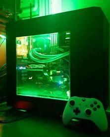 Gaming Pc Setup swap for gaming laptop