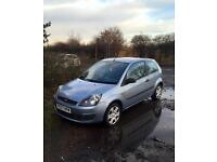 Ford Fiesta style climate 2007