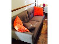 Scandinavian Sofa bed