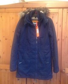 Superdry 'the windcheater' XS -new with tags £109.99