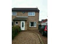Two Bed Semi-detached house for sale