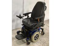 Pride Quantum 610 Electric wheel chair power chair Joystick mobility scooter