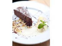 "Experienced waitress for busy Chelsea restaurant (Riccardo's - ""A Taste of Tuscany"")..."