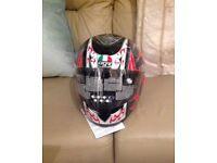 AGV motorbike helmet - Size M - Brand new with tags attached - never worn - in excellent condition