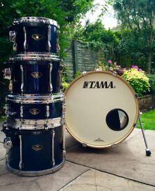 Tama Superstar Fusion Drum Kit - Midnight Blue