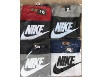 Nike shorts & t shirt sets (xxl)
