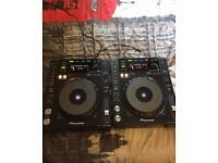 Pioneer cdj 850k (pair)