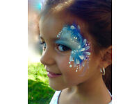 ***~~~Professional and Experienced Face Painter - Face Painting and Glitter Tattoos~~~***