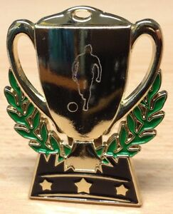 Football Medal Trophy (Small But Superb Quality) + FREE POST & ENGRAVING