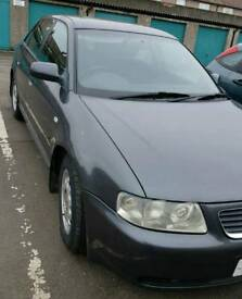 Audi A3 02 plate spares or repairs