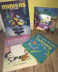 X4 kids books
