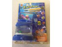 NEW UNI TOYS Tiny Tanks Aquarium
