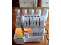 Singer Professional 5 Overlocker & Coverstitch Machine