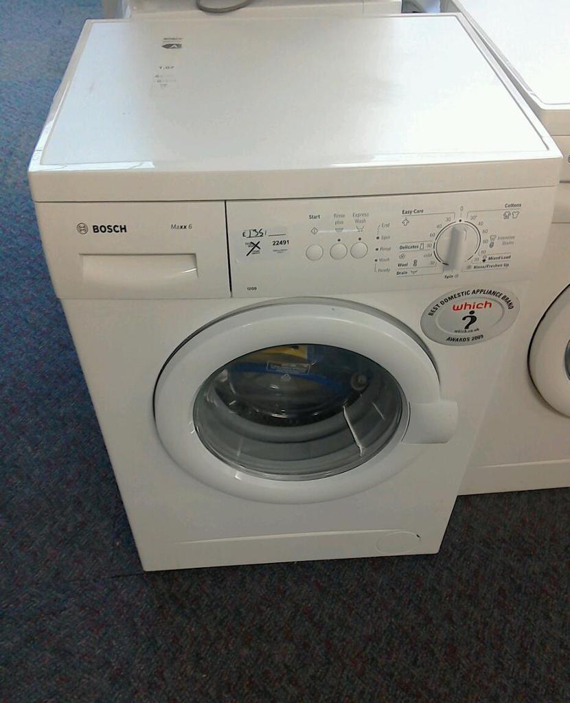 bosch washing machine 22491 130 in rayleigh essex. Black Bedroom Furniture Sets. Home Design Ideas