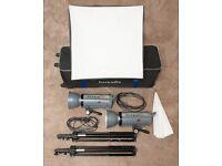 Interfit Stellar X600 Studio Flash Kit