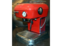 Ascaso Dream DA14 Versatile Coffee Machine Red