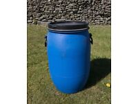 60li Open Top Plastic Keg with lid