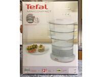 Tefal minicompact steamer