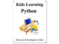 Kids Learning Python