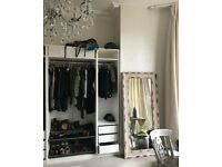 IKEA pax cupboards worth approx £1000 for £300 plus own pickup