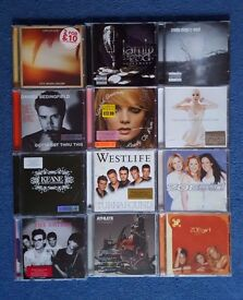 Noughties Albums - Lamb of God Kings of Leon Westlife Sinead Quinn Annie Lennox Smiths Keane Athlete