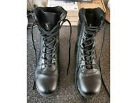 Men's army boots/cadet boots