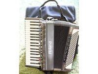 Roland Electronic Accordion Model FR3s