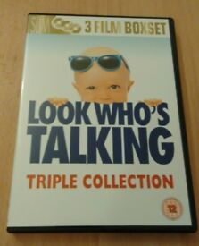 Look who's talking Triple collection boxset