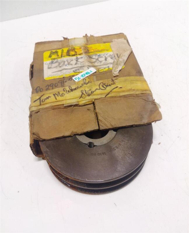 DODGE TAPER LOCK SHEAVE 118221 NIB